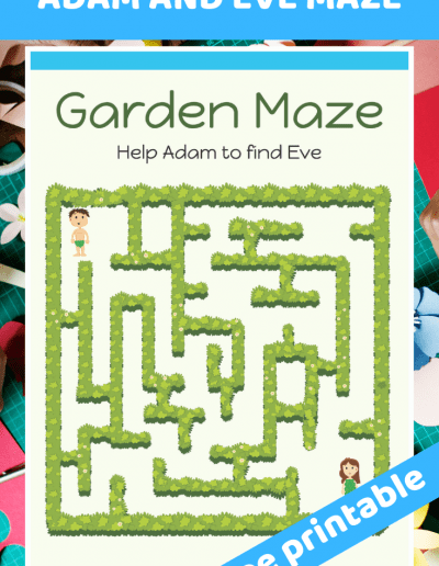 Adam and Eve maze
