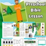 Learn about King Saul, Israels first King, in this free printable preschool Bible lesson. Fun games, activities and worksheets. Colouring pages and crafts.