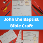 John the Baptist Bible Craft