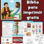 Jesús amigo de los pecadores - lección de la biblia para niños