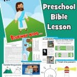 Free printable Sermon on the Mount Bible lesson. Learn about the Beatitiudes, light and salt and the golden rule. Includes worksheets, games, coloring, craft and more.
